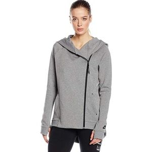 Women's Nike tech fleece cape hoodie